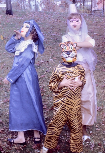 Trick or Treat from 1967.  Those were the days that we could eat as much candy as we could hold and not gain weight!  Stonewood was a candy mine!